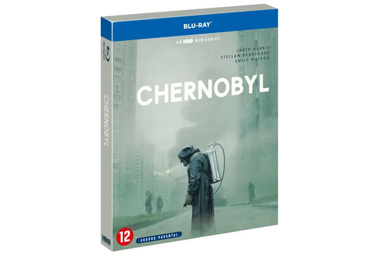 Chernobyl en DVD et Blu-Ray le 2 octobre 2019