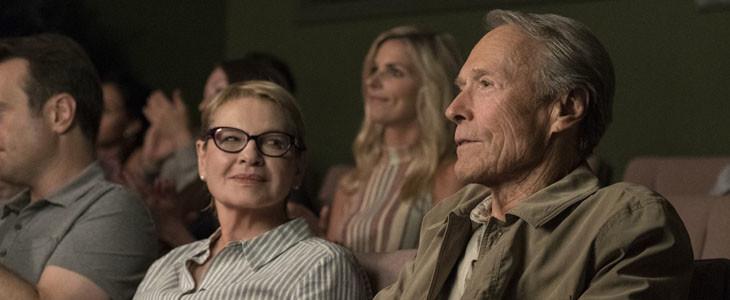 La Mule - Dianne Wiest et Clint Eastwood