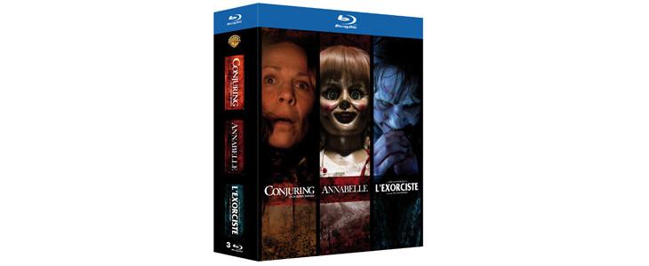 Coffret Noel - Horreur 3 films