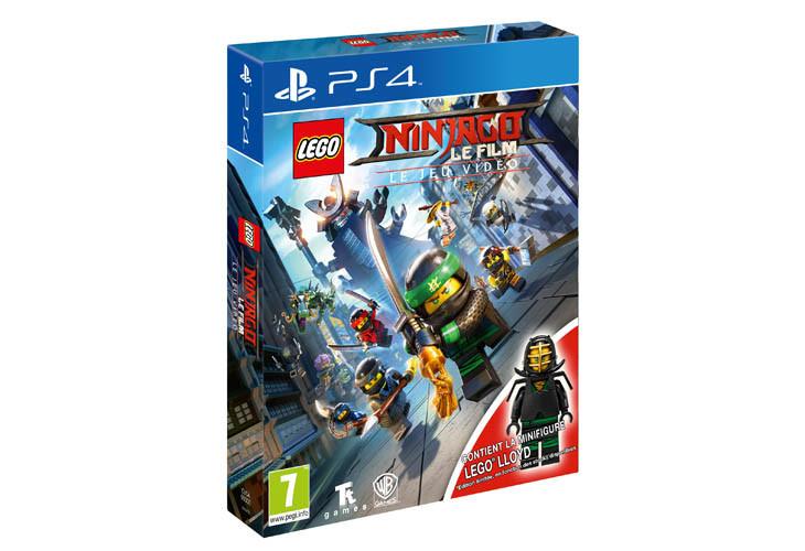 Lego Ninjago, le Film : le jeu vidéo Day One Edition - Opération briques en folie