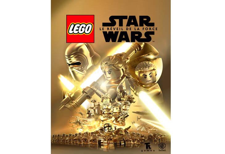 Lego Star Wars : Le Réveil de la Force First Order Edition - Opération briques en folie