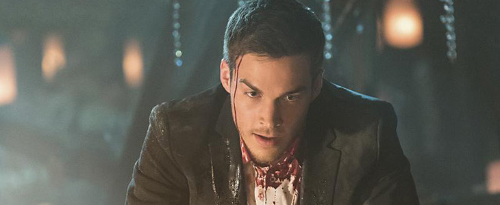 Chris Wood dans Vampire Diaries