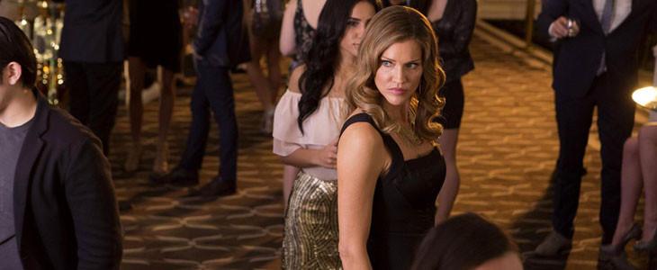 Tricia Helfer dans la saison 2 de Lucifer