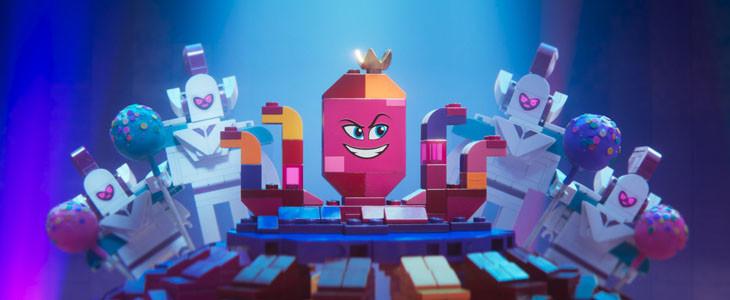 La reine Whatevra Wa'Nabi dans La Grande Aventure Lego 2