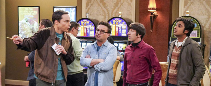 The Big Bang Theory, saison 11