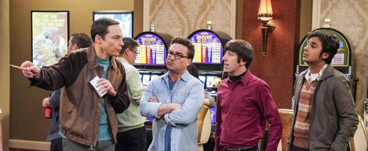 La célèbre bande de geeks de The Big Bang Theory