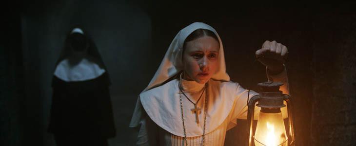 Taïssa Farmiga - La Nonne