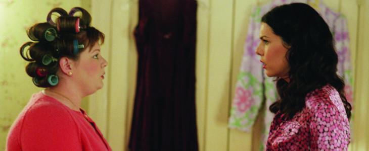 Melissa McCarthy et Lauren Graham dans Gilmore Girls