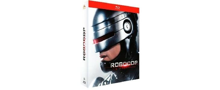 Coffret Noel 2020 Robocop.