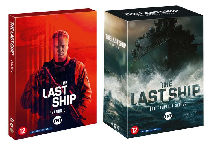 The Last Ship, la saison 5 et l'intégrale en DVD.