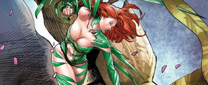 Le belle Poison Ivy
