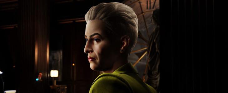 Athena Savalas, la cible à abattre dans Hitman 2