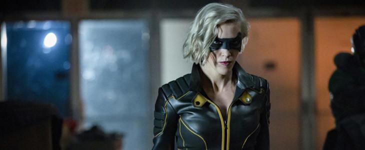 Katie Cassidy dans Arrow saison 8