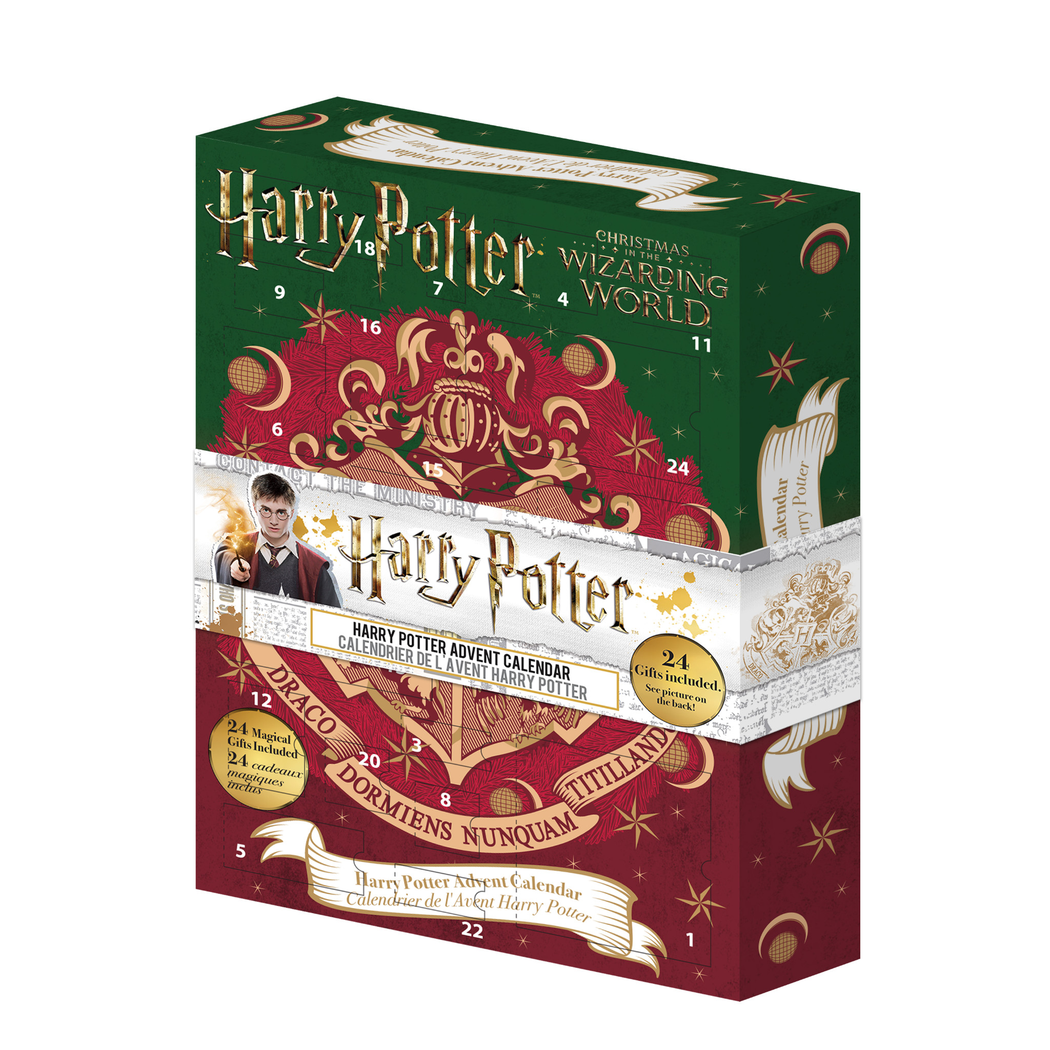 Calendrier De L Avent 2019 Harry Potter Christmas In The Wizarding World