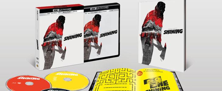 Shining en version longue, dans une édition collector.