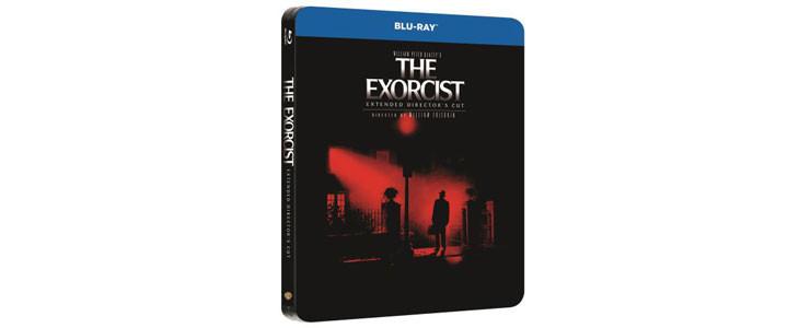 L'Exorciste sort en Blu-Ray Steelbook.