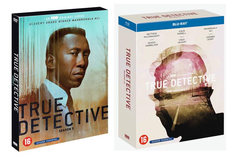 True Detective : la saison 3 et l'intégrale en vidéo