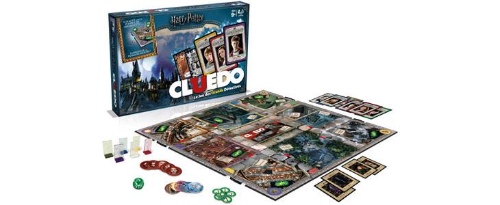 Wizarding World Shopping - Cluedo