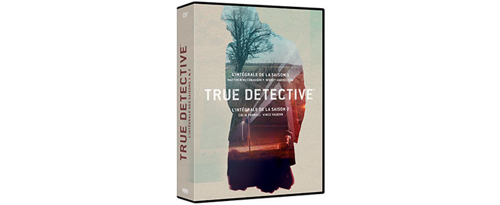 Coffret True Detective