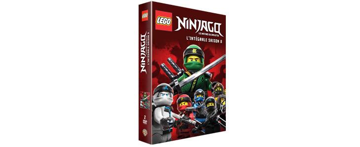 Coffret Noel - Lego Ninjago