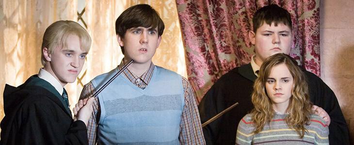 Neville Londubat a souvent tendance à perdre son crapaud Trevor dans la saga Harry Potter.