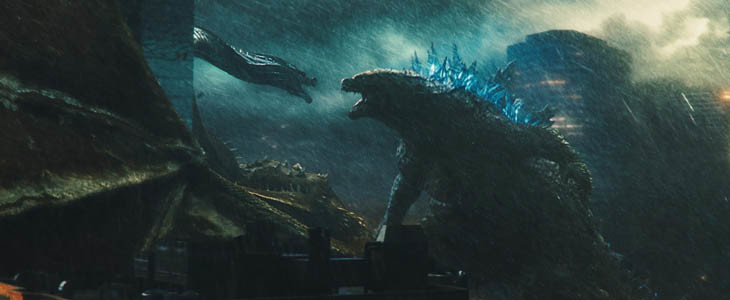 Godzilla II - Godzilla et Gidorah