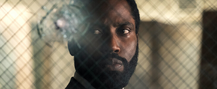John David Washington, dans Tenet.