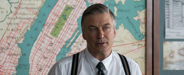 Alec Baldwin, dans Brooklyn Affairs.