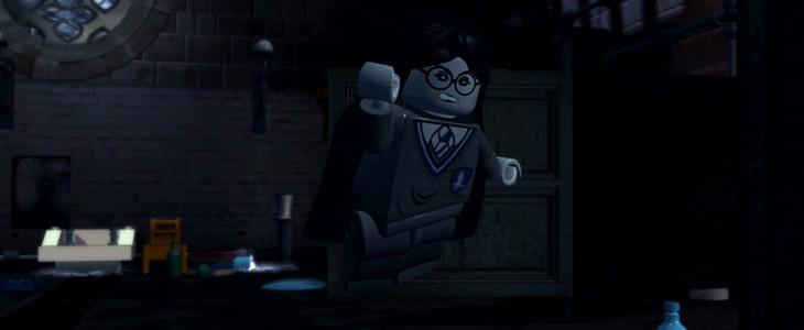 Mimi Geignarde dans le jeu vidéo LEGO Harry Potter
