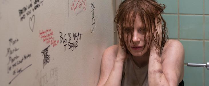 Jessica Chastain, dans Ça : Chapitre 2