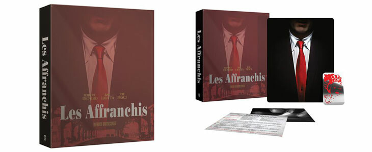 Les Affranchis en édition Titans of Cult.