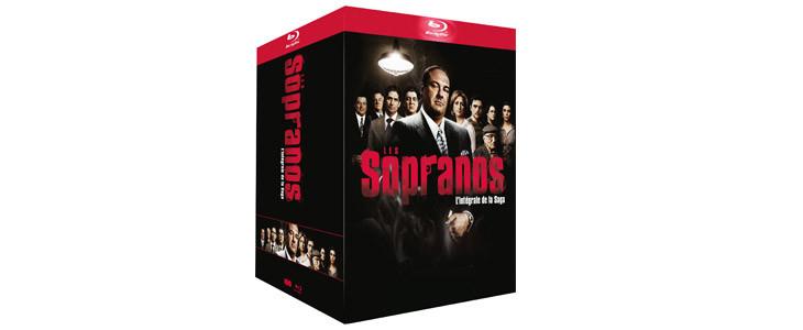 L'intégrale de la série Les Soprano
