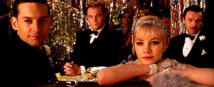Gatsby le Magnifique.