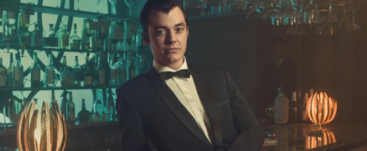 Jack Bannon dans la peau d'Alfred Pennyworth