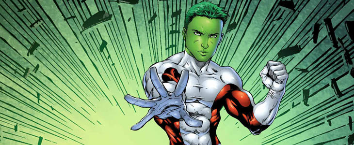 DC Titans - Beast Boy