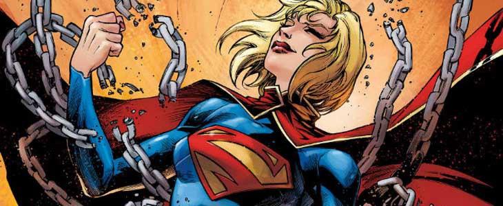 Supergirl dans les comics