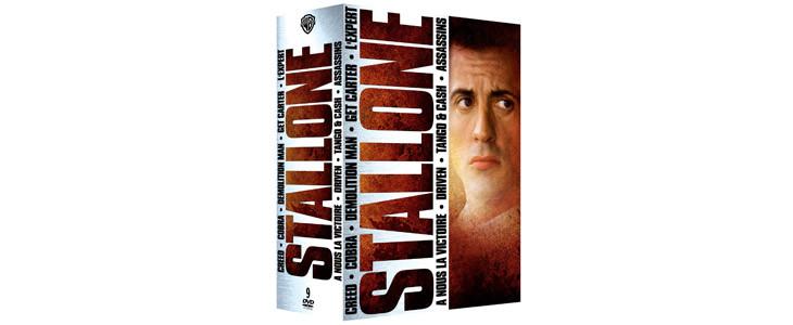 Coffret Stallone