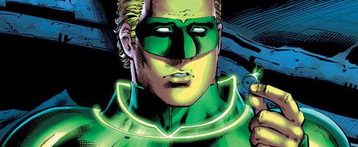 Alan Scott, alias le premier Green Lantern