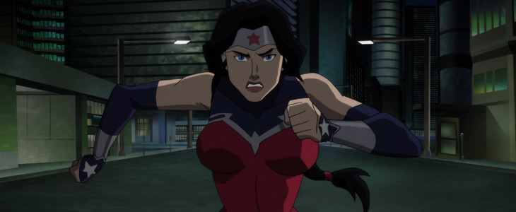 Wonder Woman - Justice League Dark