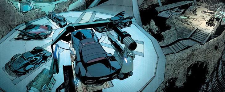 Batman - Batcave