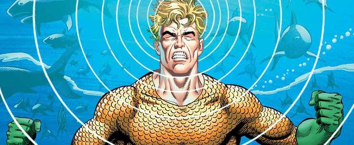 Aquaman dans les comics