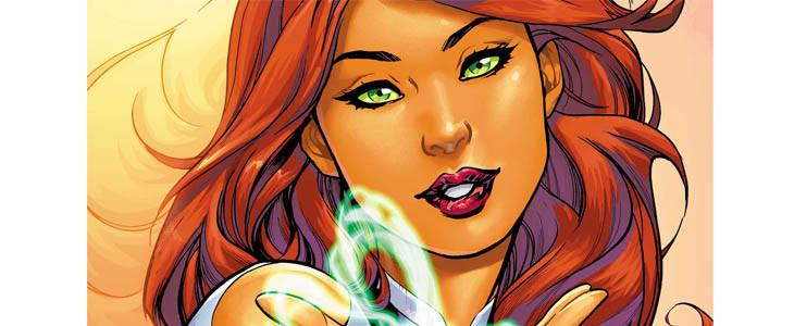 DC Titans - Starfire