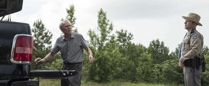 La Mule, biopic de Clint Eastwood.