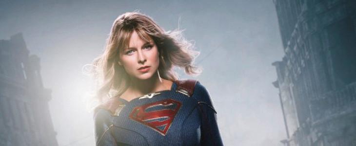 Melissa Benoist dans Supergirl