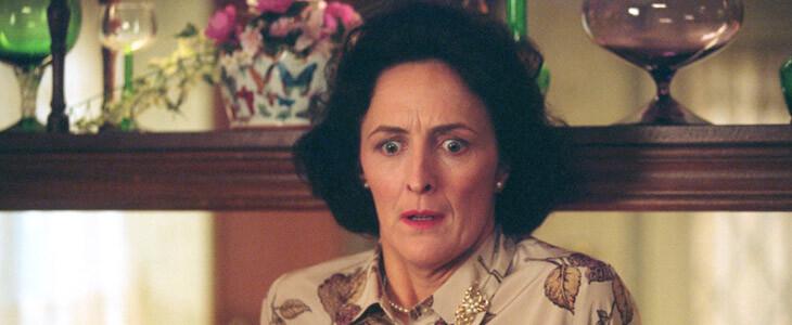 Fiona Shaw incarne Pétunia Dursley dans la saga Harry Potter