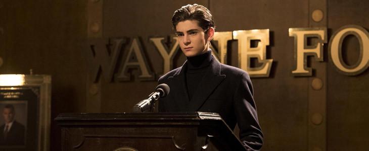 Bruce Wayne dans Gotham