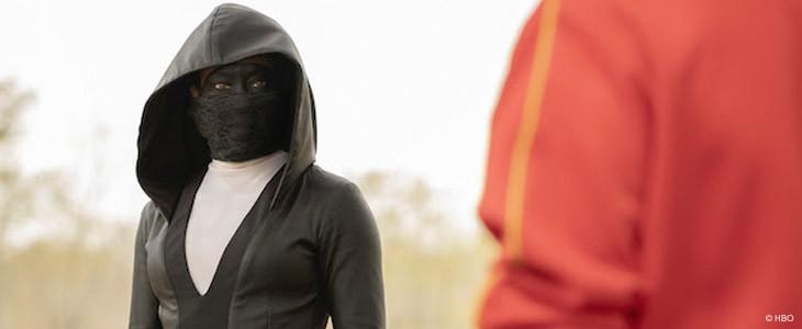 Regina King dans la série Watchmen
