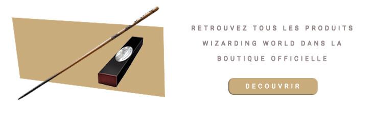 Baguette magique Cédric Diggory