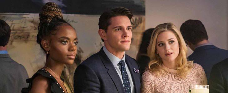 Josie, Kevin et Betty dans Riverdale