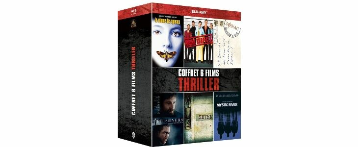 Coffret Noel 2020 Thriller.